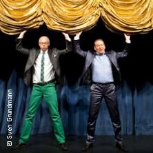 Heißmann & Rassau: Wenn der Vorhang zwei Mal fällt in ERDING * Stadthalle Erding - großer Saal,
