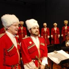 Don Kosakenchor Russland in MÜNCHEN * Carl-Orff-Saal im Gasteig