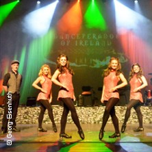 Danceperados of Ireland: Whiskey, you are the devil! in ASCHAFFENBURG * Stadthalle am Schloss - Kirchner Saal,