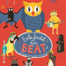 Eule findet den Beat - Ein interaktives Musiktheaterstück in HAMBURG * Sommer in Altona,