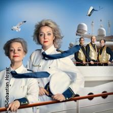Leinen los und eingeschifft - Carolin Fischer und Anke Geißler