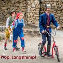 Pippi Langstrumpf - Harzer Bergtheater Thale