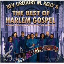 The Best Of Harlem Gospel - Live 2019/2020 in BÜCKEBURG * Ev. Stadtkirche,