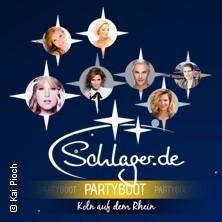 Schlager.de - Partyboot Köln 2017 u.a. mit Maite Kelly, Anna-Maria Zimmermann in KÖLN-ALTSTADT, 28.10.2017 - Tickets -