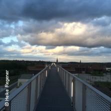 Faszination Skywalk auf Phoenix West mit Hochofenaufstieg in DORTMUND * Phoenix Halle / Warsteiner Music Hall,