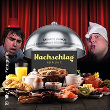 Kabarett Brunch mit André Bautzmann und Robert Günschmann | Leipziger Central Kabarett in LEIPZIG * Leipziger Central Kabarett