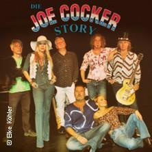 Die Joe Cocker Story | Hansa Theater Hörde Dortmund Tickets