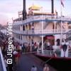 Auslaufparade - Mississippi Queen - Reederei Kapitän Prüsse