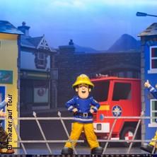 Feuerwehrmann Sam rettet den Zirkus in KOBLENZ * Rhein-Mosel-Halle Koblenz,