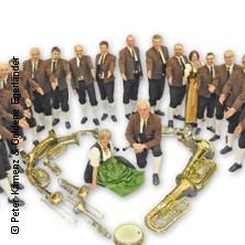 Peter Kamenz & Egerländer: Goldene Melodien aus dem Egerland in HALBERSTADT * Großes Haus Halberstadt,