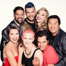 The Cast - Die Rockstars der Oper - Open Air Bühne im überdachten Sommergarten