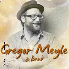 Gregor Meyle & Band - Hätt´auch anders kommen können - Wintertour 2019