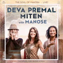 Deval Premal & Miten mit Manose - The Soul of Mantra - Live!