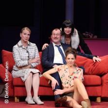 Der Letzte Der Feurigen Liebhaber - Mit Martin Lindow, Sabine Kaack, Marie Anna Suttner Tickets