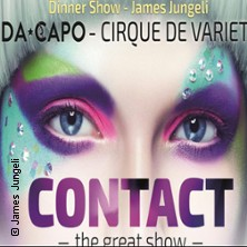 Da Capo Variete Darmstadt: Contact The Great Show Tickets