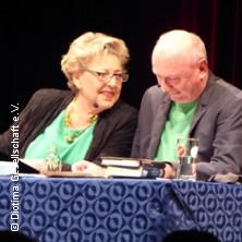 Marie-Luise Marjan & Herbert Knorr lesen aus Pumpernickelblut