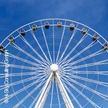 Hi-Sky München - Größtes Riesenrad Deutschlands - bis 31.12.2020