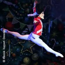 Nussknacker mit Orchester : Russisches Ballettfestival Moskau