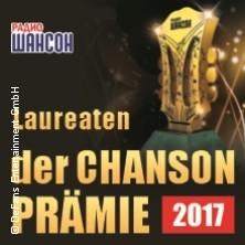 Radio Shanson presentiert! Zum ersten Mal in Deutschland! Die Laureaten der Shanson Prämie 2017