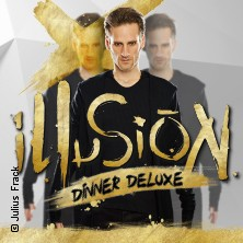 Illusion Dinner Deluxe präsentiert von WORLD of DINNER in DÜSSELDORF * Hilton Düsseldorf,