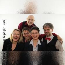 Lachen bis der Arzt kommt! - Kabarett - Theater Leipziger Funzel