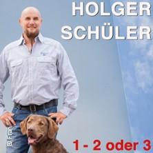 Holger Schüler in BERGISCH GLADBACH * Bürgerhaus Bergischer Löwe
