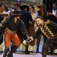 Zorro - Das Musical | Stadttheater Bremerhaven Tickets