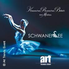 Schwanensee - Klassisches Russisches Ballett aus Moskau in NÜRTINGEN * K3N - die neue Stadthalle Nürtingen,