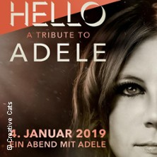 Hello A Tribute To Adele in MANNHEIM * Capitol Mannheim