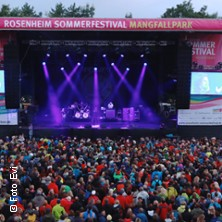 Scorpions | Rosenheim Sommerfestival 2019 in ROSENHEIM, 19.07.2019 -