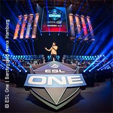 ESL One Hamburg 2018 in HAMBURG * Barclaycard Arena,