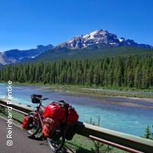 Per Fahrrad von Vancouver nach Halifax von Reisejournalist Reinhard Pantke