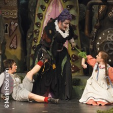Hänsel und Gretel : Märchenoper von Engelbert Humperdinck