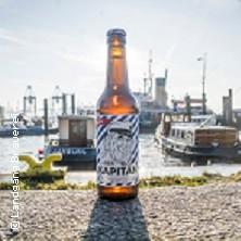 Elbtasting Landgang Brauerei Hamburg | Rainer Abicht Elbreederei