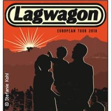 Lagwagon + Support in Berlin, 21.08.2018 - Tickets -