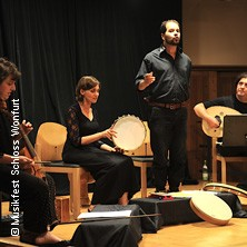 Yedid Nefesh - Geliebter meiner Seele - Sonderkonzert Ensemble Harel-Ben David