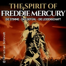 The Spirit of Freddie Mercury - Jahrhunderthalle Frankfurt