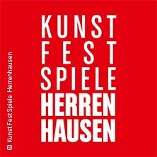 Kunstfestspiele Herrenhausen 2018 Tickets