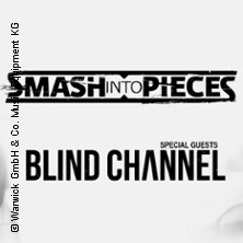 Smash Into Pieces & Support: Blind Channel