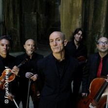 Peppe Servillo & Solis String Quartett