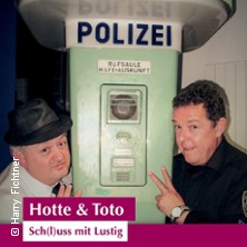 Hotte & Toto - Die Comedy Show on tour - Sch(l)uss mit lustig in NEUMÜNSTER * Theater in der Stadthalle,