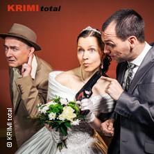 Karten für Krimi total Musical - Eine Leiche für die Braut in Dresden
