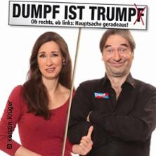Die Buschtrommel: Dumpf Ist Trump(F) Tickets