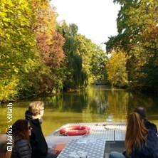 Stadthafen Leipzig: Motorboot-Rundfahrten bis 19.10.2020