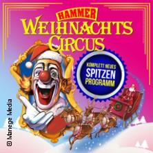Zirkus: Hammer Weihnachtscircus 2017/-18 Karten