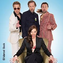 LaLeLu - a cappella-comedy in ELMSHORN * Stadttheater Elmshorn,