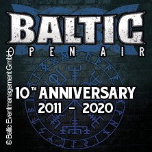 Baltic Open Air | 20. - 22. August 2020