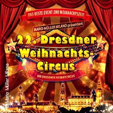 Dresdner Weihnachts-Circus Tickets
