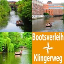 Bootsverleih Klingerweg Leipzig bis 31.10.2020
