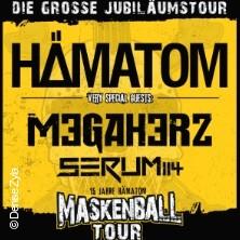 HÄMATOM - special guests: Megaherz & Serum 114